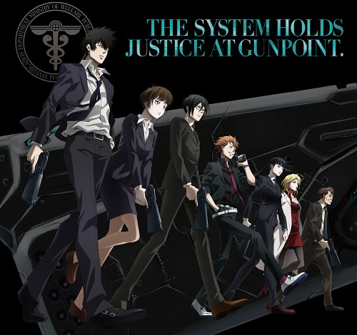 Psycho-Pass [BD] Batch • Subtitle Indonesia