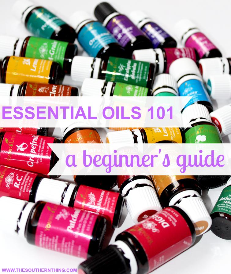 Essential Oils 101: A Beginner's Guide to Essential Oils