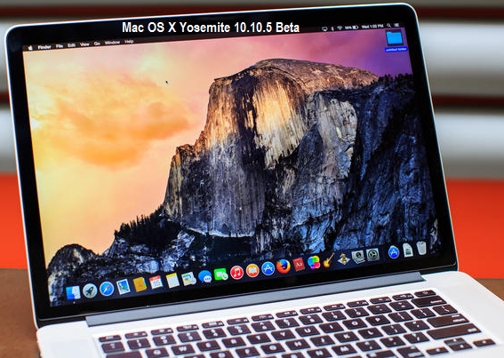 Mac OS X Yosemite 10.10.5 Beta