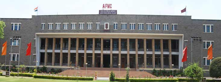 Armed Forces Medical College Pune Building