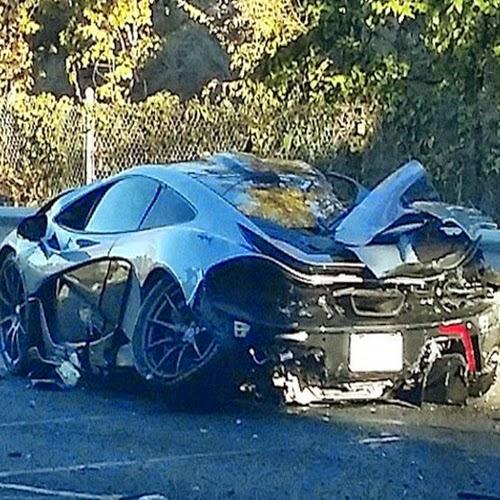 Jovem bate carro de R$ 3 milhões menos de 24 horas depois de comprá-lo