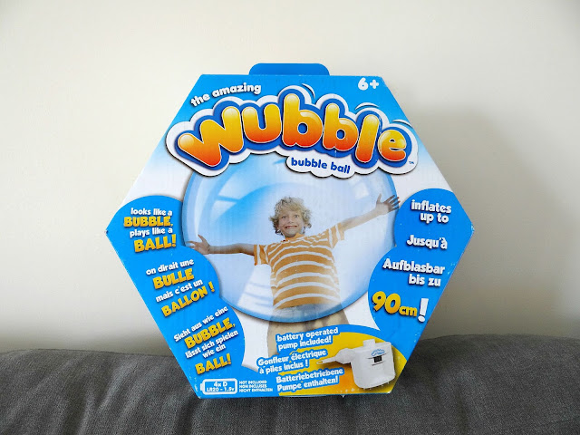 Wubble Bubble UK, Vivid Imaginations, Playable Bubble