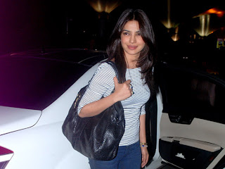 Priyanka Chopra spotted stills