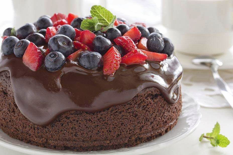 Oktay Usta Çikolatalı Kek Tarifi Yapımı