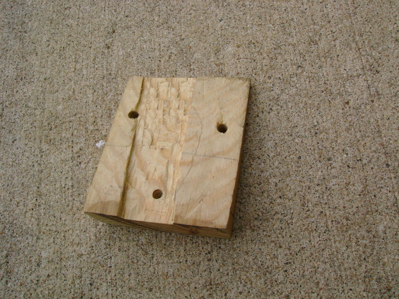 Wedge Washer Plate : Scythe connected the quot missouri method of blade attachment