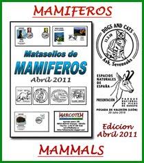 Abr 11 - MAMIFEROS