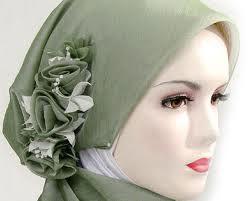 Cara Memakai Jilbab Modern Simple
