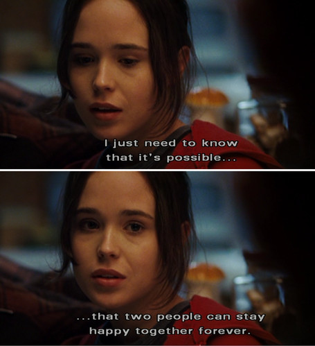movie quotes about love ellen page juno love movie quotes movies quotes inspiring