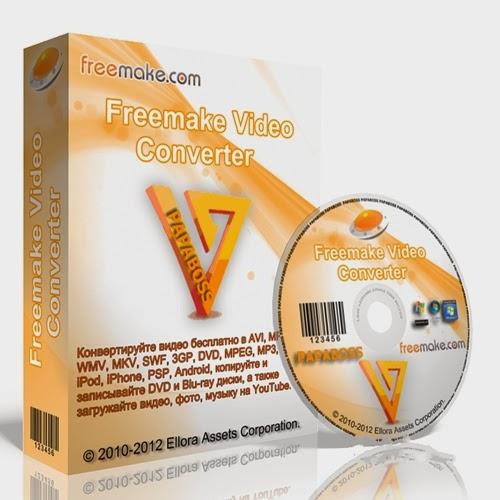 Freemake Video Converter Gold 4.1.5.2 Multilingual