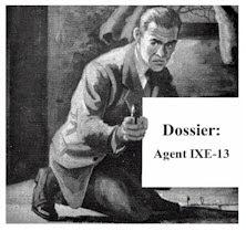 Dossier: Agent IXE-13