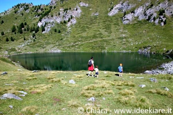 Passeggiate con i bambini in Valle d'Aosta