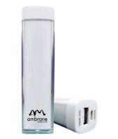 Buy Ambrane 2200 mAh Portable Power Bank at Rs.215
