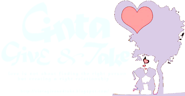 CiNta GivE & TakE