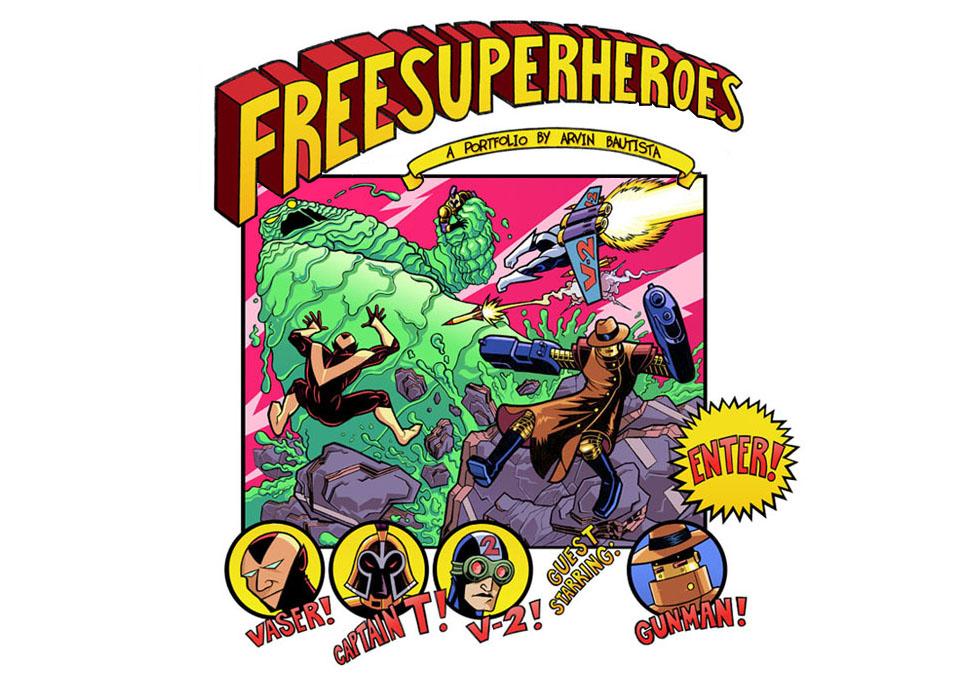 Freesuperheroes
