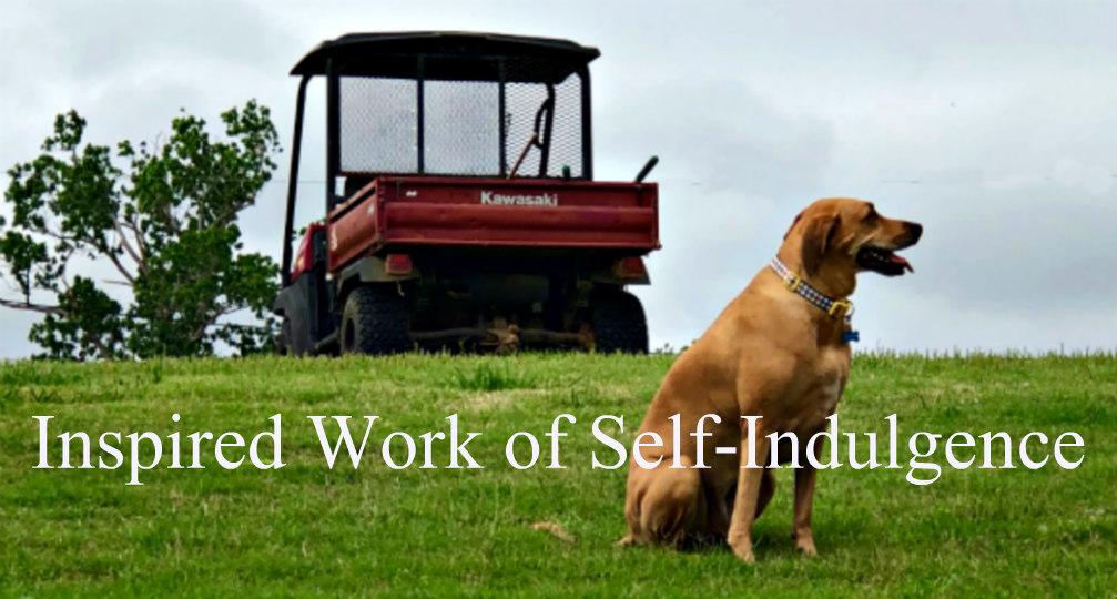 Inspired Work of Self-Indulgence