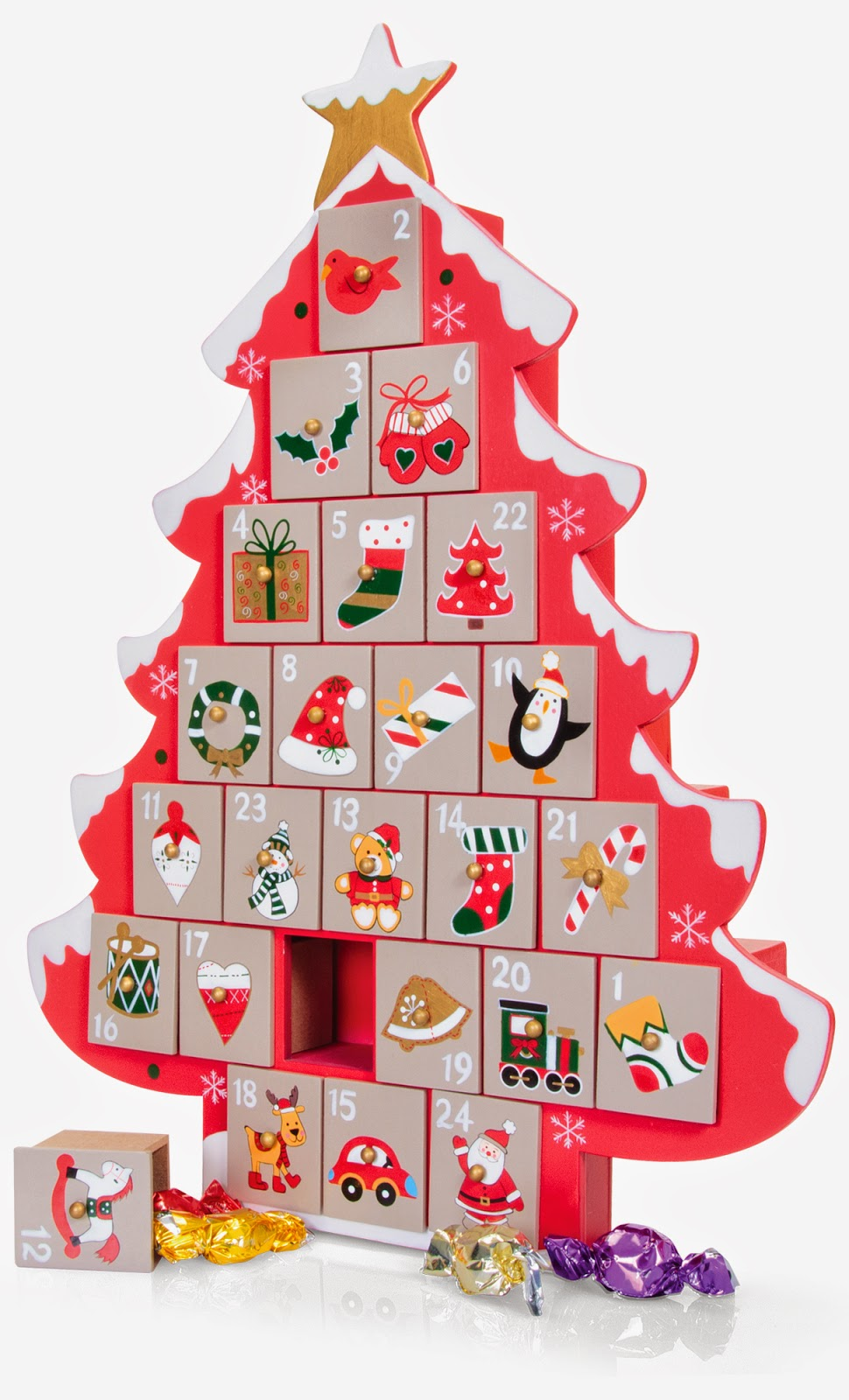 970 x 1600 jpeg 229kB, Wooden Toy Advent Calendars With Drawers ...