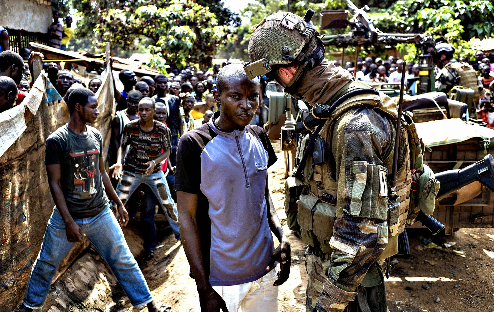 Africa french military investigating central child abuse allegations