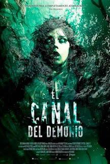 El Canal del Demonio Poster