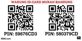 PIN BBM : 580379CD & 59676CD3