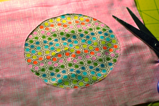 Reverse applique quilt block tutorial lindsay sews