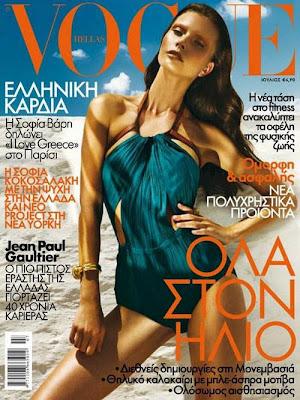 Valeriya Melnik Vogue Wallpapers
