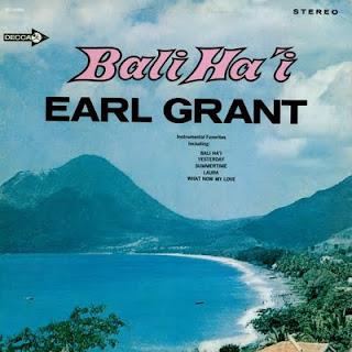 EARL GRANT - BALI HA'I (1966)