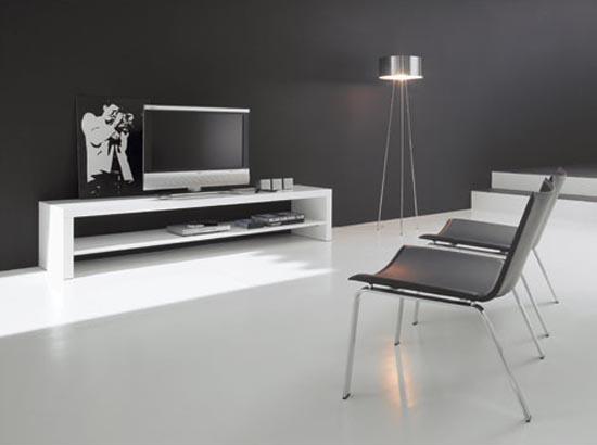 Dormitorios fotos de dormitorios im genes de habitaciones - Muebles para televisiones planas ...