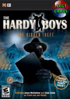 The Hardy Boys - The Hidden Theft [FINAL]