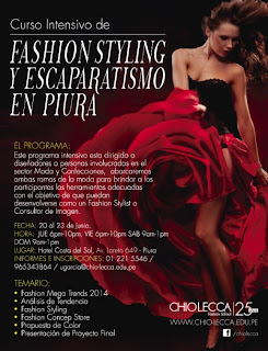 fashion styling en piura 2013