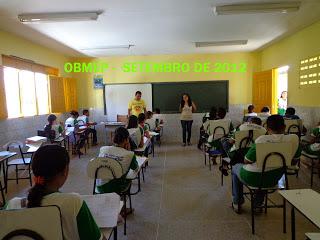 OBMEP. Escolas já podem fazer inscrição na olimpíada de 2013