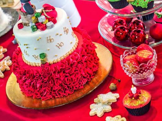 Tartas de Boda y Navidad de Dreams & Cakes