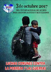 Día Internacional de Acción de la FSM por los refugiados e inmigrantes