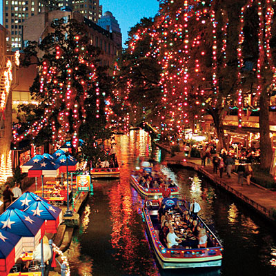Christmas in San Antonio!!!