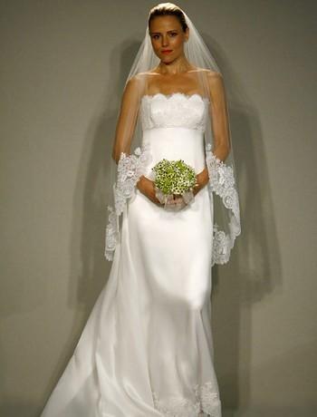 Journal Of A Petite Diva WEDDING DRESSES
