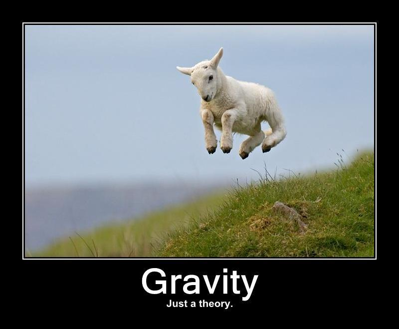 gravity theory 