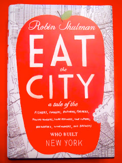 a book about local food producers in New York City