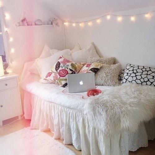Maak van je bed een gezellig plekje!