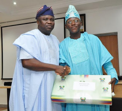 lagos one day governor 2015