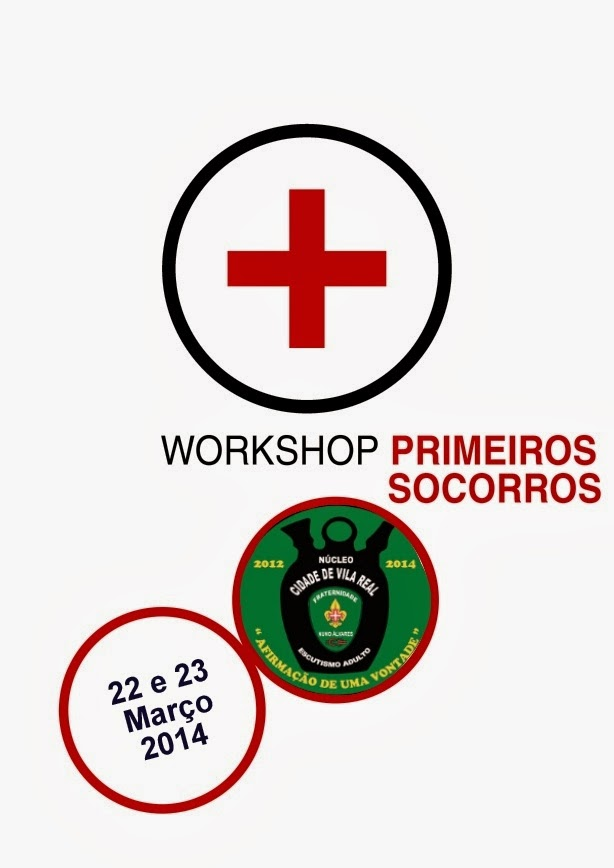 WORKSHOP PRIMEIROS SOCORROS