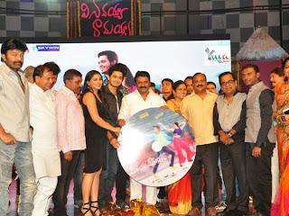 Vinavayya Ramayya Audio Launch Event Photos