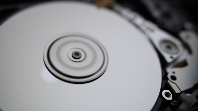Hard Drive Spinning