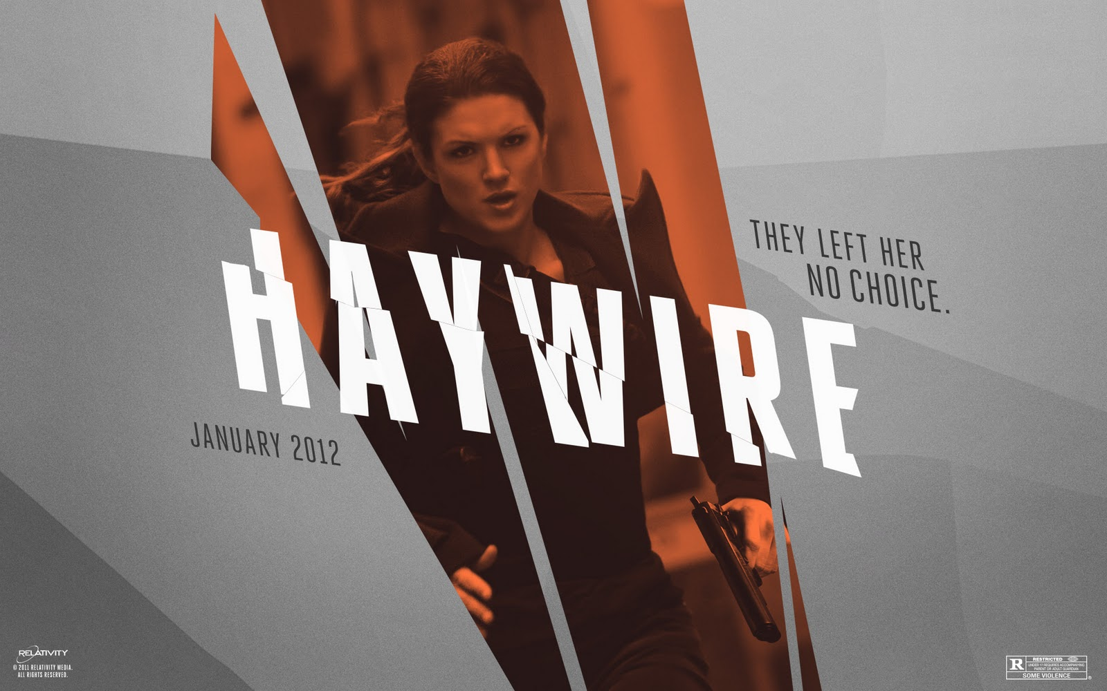 The Single-Minded Movie Blog: Haywire (2011)