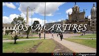 portada Los Martires Bogota