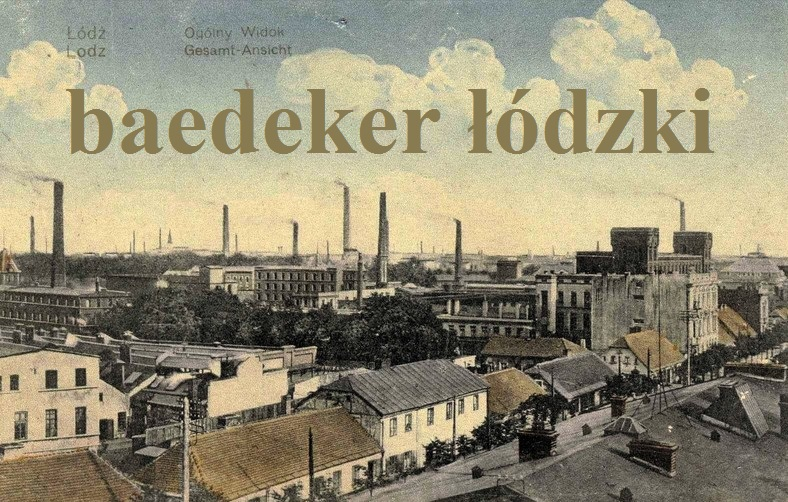 baedeker łódzki