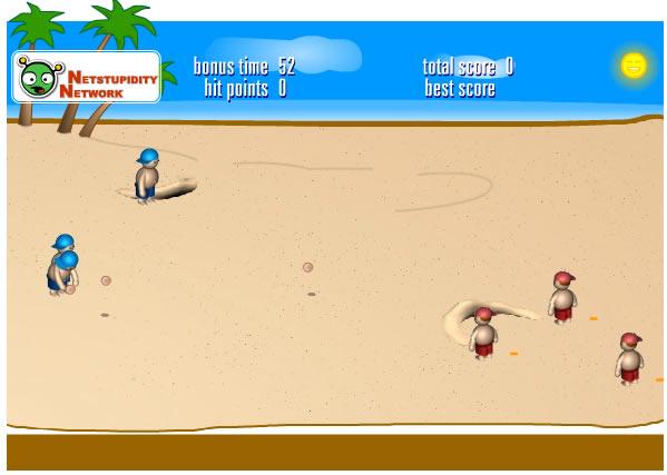 Ball Game : Mudball Game