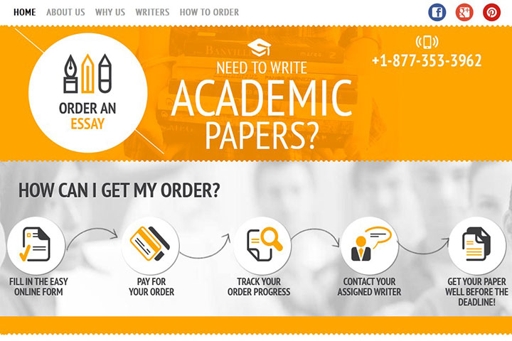 Which website does provide various essays free of charge?
