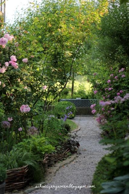 ein schweizer garten: all you need., Garten ideen