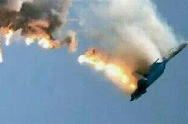Turkey Shoots Down Russian Jet