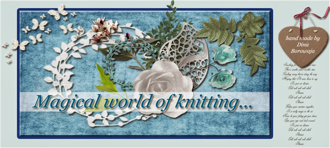 ღ Magical world of knitting...ღ