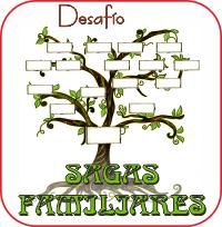 Reto: sagas familiares 2015